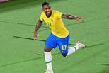 奥运男足决赛 巴西2-1西班牙夺冠
