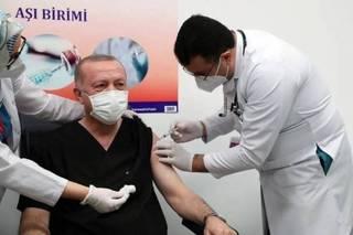 又一国总统接种中国新冠疫苗!