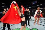 中国力量!张伟丽击败乔安娜卫冕UFC金腰带