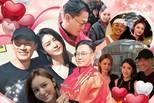 陪林峰拍戏 张馨月TVB食堂打发时间