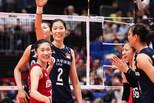 朱婷22分 女排世界杯中国队战胜俄罗斯获三连胜