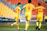 东亚杯-吉翔破门 国足2-0中国香港排名第三