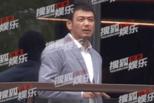 杨烁殷桃新戏上海热拍 讨论剧本手舞足蹈