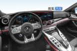 全景看车:奔驰AMG GT  50 四门跑车