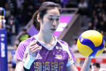 女排联赛总决赛 天津女排3-0上海女排取得开门红