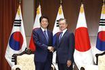 日本又对韩国\