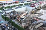 郑州在建地铁疑毒气泄漏:多人昏迷