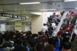 郑州一医院节后患者爆棚 日门诊量达2万