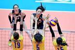 亚锦赛女排1-3泰国 冲历史第14冠梦碎