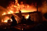 孟加拉国首都达卡突发火灾 已69人遇难