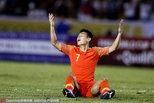 世预赛-菲律宾逃点球 国足0-0闷平