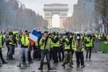 人数再降 4千人参与巴黎第20轮示威
