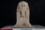 埃及工地现新的2000年前狮身人面像