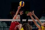 中国女排3-0横扫越南 收获亚运会开门红