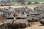 冲突加剧 以色列向加沙地带周边增兵