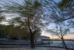 华北等地遭强对流 部分地区有雷暴大风