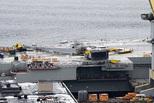 俄船坞事故造成航母52处损坏