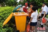 中國237個城市已啟動垃圾分類