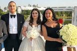 俄罗斯18岁地产千金千万婚礼 婚纱140万