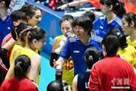 郎平談世界杯第三階段比賽:保持專注