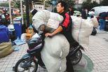 中国快递员的生存现状