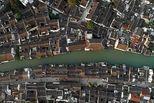 灰調北京黃調廣州:為啥城市是這樣的顏色