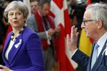 英议会投票通过议案防止无协议脱欧