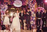 阿娇结婚了!婚礼现场温馨感人个个变小哭包