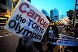 民众街头集会 呼吁取消东京奥运会