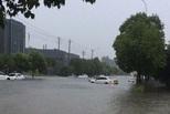 不止武汉 强降雨发威湖北多地现内涝