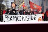 法政府取締一煽動仇恨暴力的極右翼團體