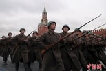 俄罗斯纪念卫国战争红场阅兵78周年