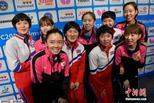 韩朝时隔27年后组建联队参加瑞典世乒赛