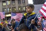 美国防部:收容边境5000名非法移民儿童