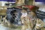 印有侵华图案的日本儿童棉服首次公示