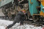 受降雪影响 长三角部分铁路停运航班取消