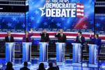 布隆伯格首秀民主党辩论场 表现平平