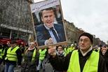 马克龙记者会回应黄背心:法国没走错路