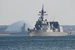 日本宣布将派一艘驱逐舰参加中国阅舰式