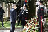意大利举行新冠遇难者国家公祭活动