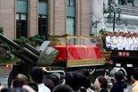 越南为陈大光举行国葬 火炮车运遗体