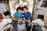 NASA称实现首次全女性宇航员太空行走