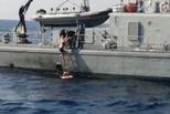 女子跌落海中 漂流10小时后奇迹获救