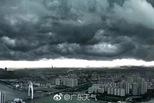 广东暴雨图片刷屏 炸出一堆网友神P图