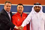 若中国队无法参加 世乒赛或延期举办