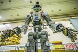 俄罗斯机器人准备前往国际空间站