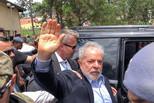 巴西前总统卢拉首次获准出狱