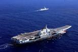 海军航母编队完成远海实兵对抗训练返航