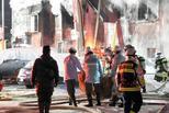 日本为穷困者提供的住宅发生火灾11人死