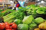 猪肉价格结束连涨 蔬菜价格微升